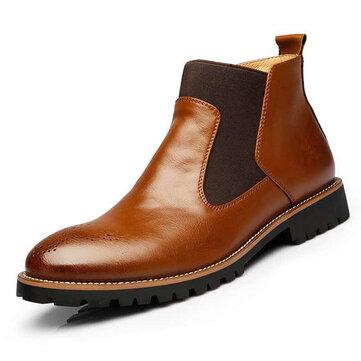 Мужская обувь Men Comfortable Genuine Leather