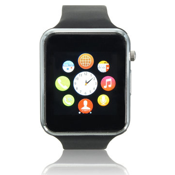 W8 Bluetooth Sport Smart Watch+Camera TF SIM Card For iPhone Android