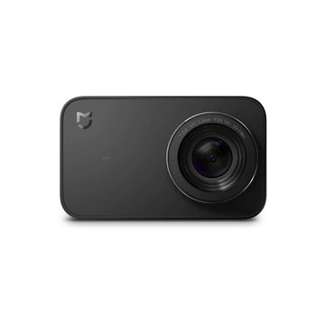 Buy Xiaomi Mijia Mini Camera 4K 30fps Ambarella A12S75 Sony IMX317 2.4inch Touch Screen 7 Glass Lens Six-axis EIS 145 Degree Ultra Wide Angle Action Camera Global Version for $129.99 in Banggood store