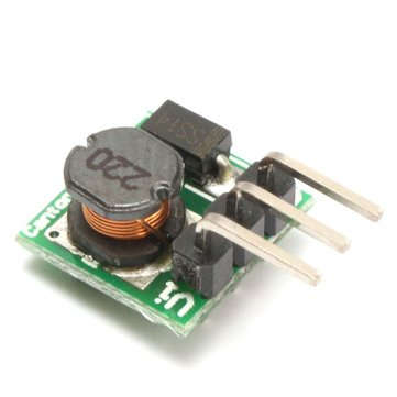 Mini DC-DC 0,8-5V tot 5V Step-Up Boost Power Module Board voor Arduino