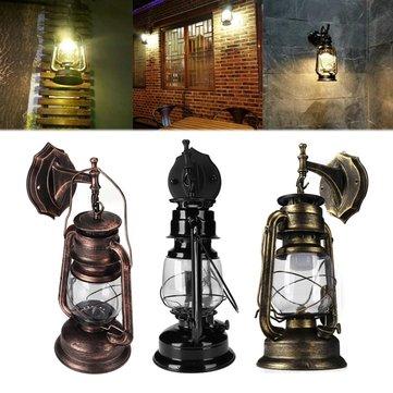 AC220V Retro Vintage E27 Wall Lamp Light Sconce Home Decor