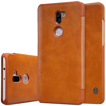 Buy Nillkin Qin Flip PU Leather Card Slot Protective Case Cover Xiaomi Mi 5S Plus