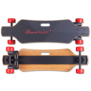 BENCHWHEEL Electric Scooter Dual-motor Drive Sino-wave Controlled Skateboard C-BOARD