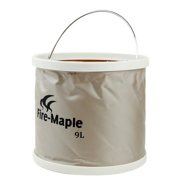 Fire-Maple 9L Folding Bucket Outdoor Draagbare Camping Wasboating Wasvat FMB-909