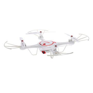 SYMA X5UC Met 2MP HD Camera Met Altitude Mode 2.4G RC Drone Quadcopter RTF