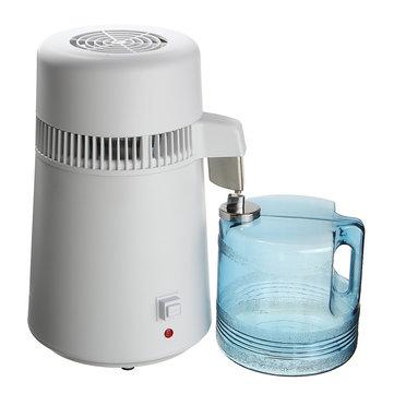 歯科用4Lウォーターディスペンサー純粋な浄水器フィルターステンレススチール機械