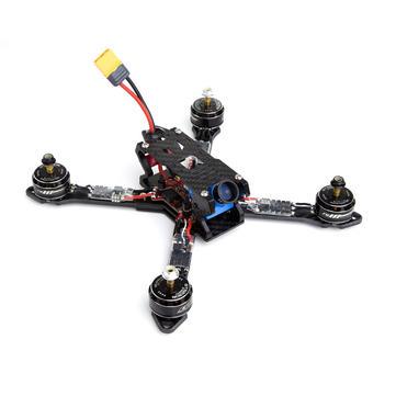 Skyzone Kit S210 210mm True X 4mm Braccio di montaggio del telaio in fibra di carbonio 3K per RC FPV Racing Drone