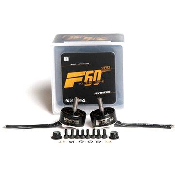 T-Motor F60 2207 PRO 2200KV 2350KV 2500KV 4S Brushless Motor For 200 210 220 250 RC Frame Kit