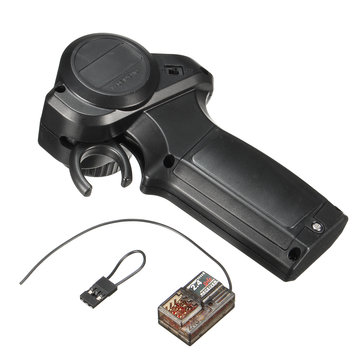 Excellway® 2.4GHz Radio Remote Controller Receiver Transmitter For Electric Skateboard