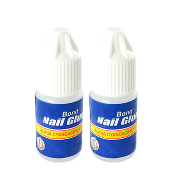 3g Colle Pro Faux Ongle เจล Manucure เล็บทิปกาว HOT
