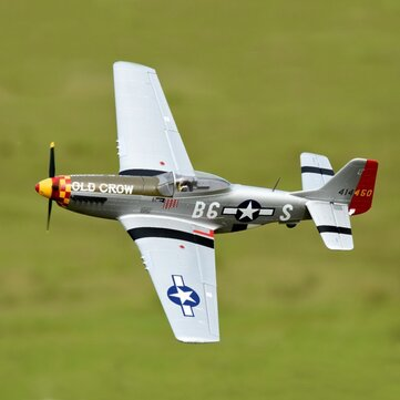 Eleven Hobby P-51D P51D Mustang Old Crow 1100mm 43