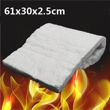 24x12x1 Inch Aluminum Silicate High Temperature Insulation