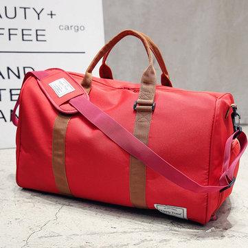 Large Capacity Oxford Travel Bag Handbag Gym Bag Luggage Bag
