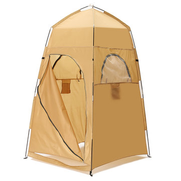Portable Pop-up Camping Shower Bathroom Privacy Toilet Changing Tent Outdoor Shelter