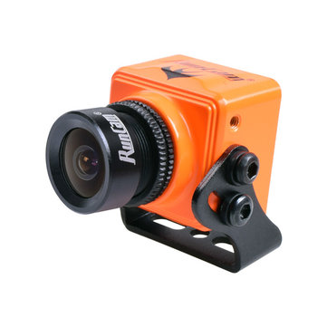 Runcam Swift Mini 130 Degree 2.5mm Micro FPV Camera Build in OSD PAL/NTSC Orange/Black 22*22mm