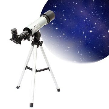 F360x50 Telescopio Monoculare Astronomico Rifratto ad Alta Espansione HD