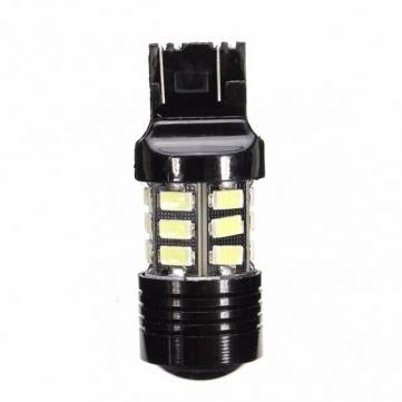 7443 12Smd 5630 Led Car Tail Stop Brake Turn Signal Light Bulb White Canbus 12V-24V