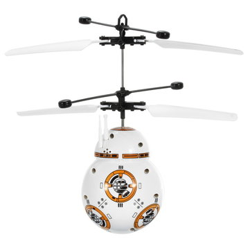 Hand Flying Induction B8-8 Robot Mini RC Helicopter for Kids Toys Gift