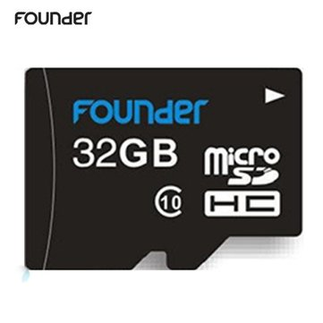 Founder 32G Class10 Micro SD Micro SDHC Card TF Card Memory Card