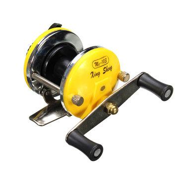 Drum-type No Bearing Fishing Reel Spinning