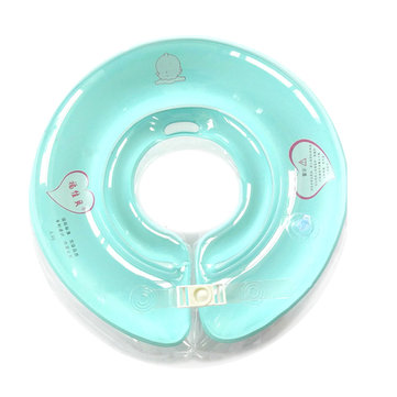 Vvcare BC-SR01 Inflatable Infant Swimming Neck Ring Safe Float Ring Baby Swim Bath Supplies Tool