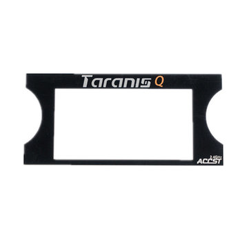 FrSky ACCST Taranis Q X7 Transmitter Spare Part LCD Cover White Black for RC Drone FPV Racing