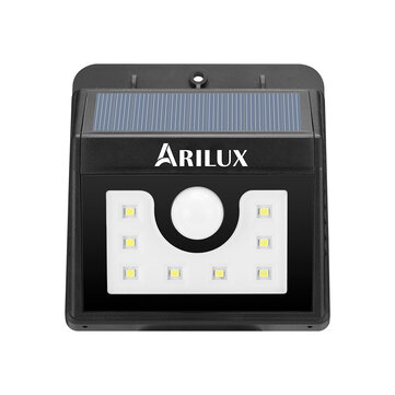 ARILUX  AL SL01 Super Bright 8 LED Solar PIR Motion Sensor Light Waterproof  OutdoorARILUX  AL SL01 Super Bright 8 LED Solar PIR Motion Sensor Light  . Outdoor Pir Led Security Lights. Home Design Ideas