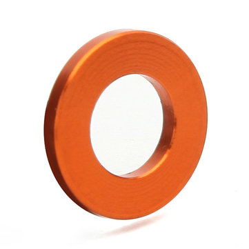 Motorcycle Aluminum Alloy Washer Scooter  Conversion Decorative Accessories
