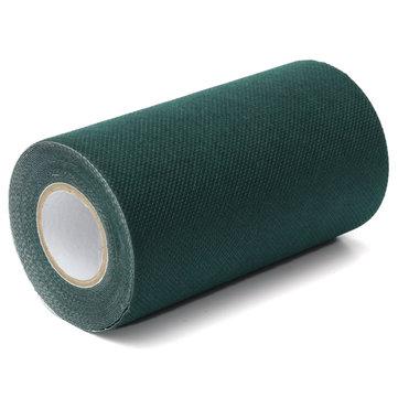 5mx15cm Lawn Carpet Jointing Seaming Tape Zelfklevende Tape Dark Green