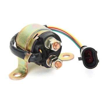 Motorcycle Solenoid Starter Motor Relay JDQ-9 For Polaris