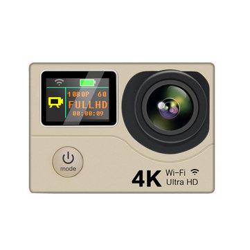 GEEKAMЭкшнкамера4kFullHD 1080p 120fps Gopro Hero 4 Стиль Wifi Экстремальная камера