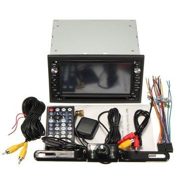 GPS Navigation 1080P HD 2DIN Car