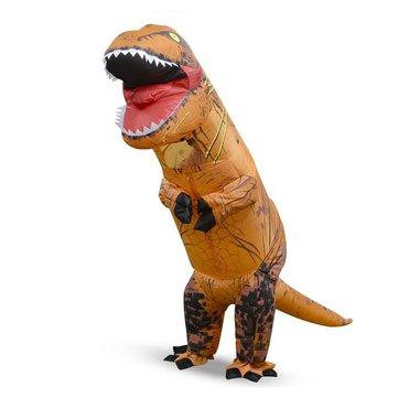 Halloween Kostuums Dinosaurus Volwassene Opblaasbare Kostuums Luchtblazen Kleren Grappige Kostuums