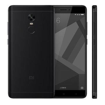 Smartfon Xiaomi Redmi Note 4X za jedyne $116.95 (~416,54zł)