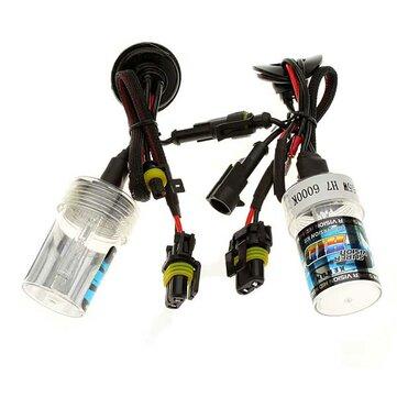 2x voiture h7 55w lampe caché de la lumière du phare au xénon ampoule de remplacement nouvelle