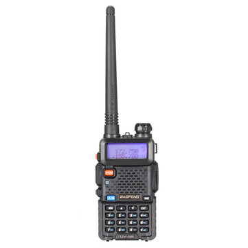 BAOFENG Dual Band Handheld Transceiver Radio Walkie Talkie UV-5R