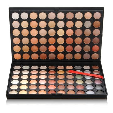 120 Colors Eyeshadow Palette Makeup Case
