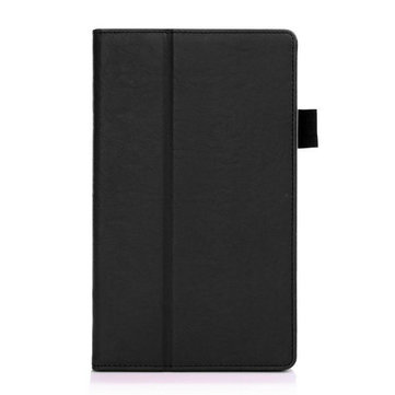 Folding Stand PU Leather Case Cover For Lenovo Tab S8-50