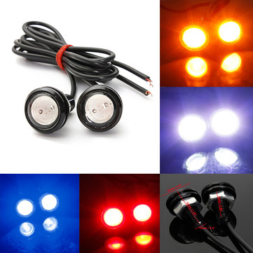 Car 10W LED Eagle Eye Light