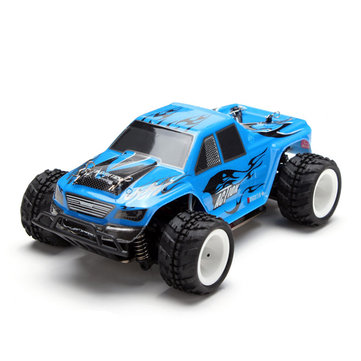 WLtoys P929 1/28 2.4G RTR Electric 4WD Brushed Monster Truck RC Car
