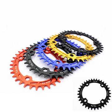 MTB 34T Chainring BCD104mm Crankset Bike Bicycle Wheel Chain Ring Speed Sprocket