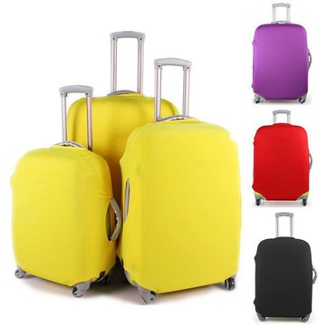 Colorful Luggage Travel Protector Suitcase Cover