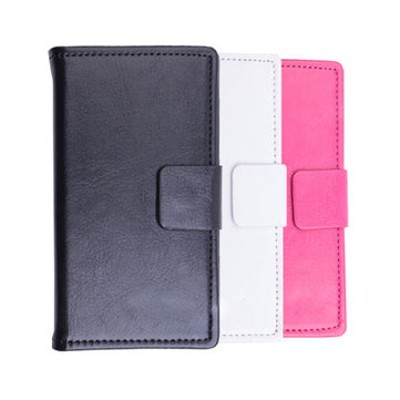 Crazy Horse Pattern Leather Stand Case For Lenovo A1900