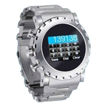 1.5 Inch Mobile N958 Touch Screen Quadband FM MP3 MP4 Player Bluetooth Watch Cell Phone