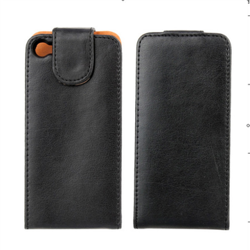 Turnover Type  DS2200-2200mah Leather Back Clip Holster For  Mobile Power Supply